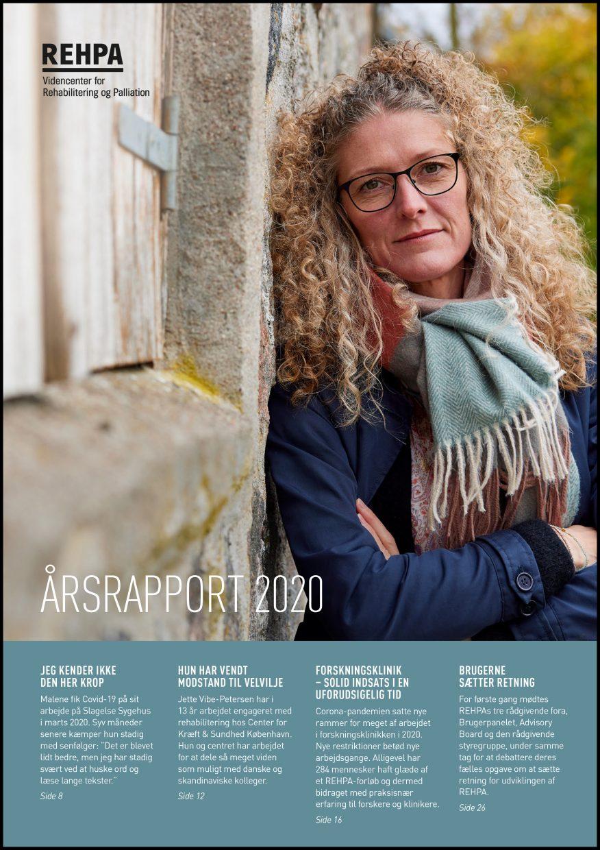 Forside REHPA Årsrapport 2020