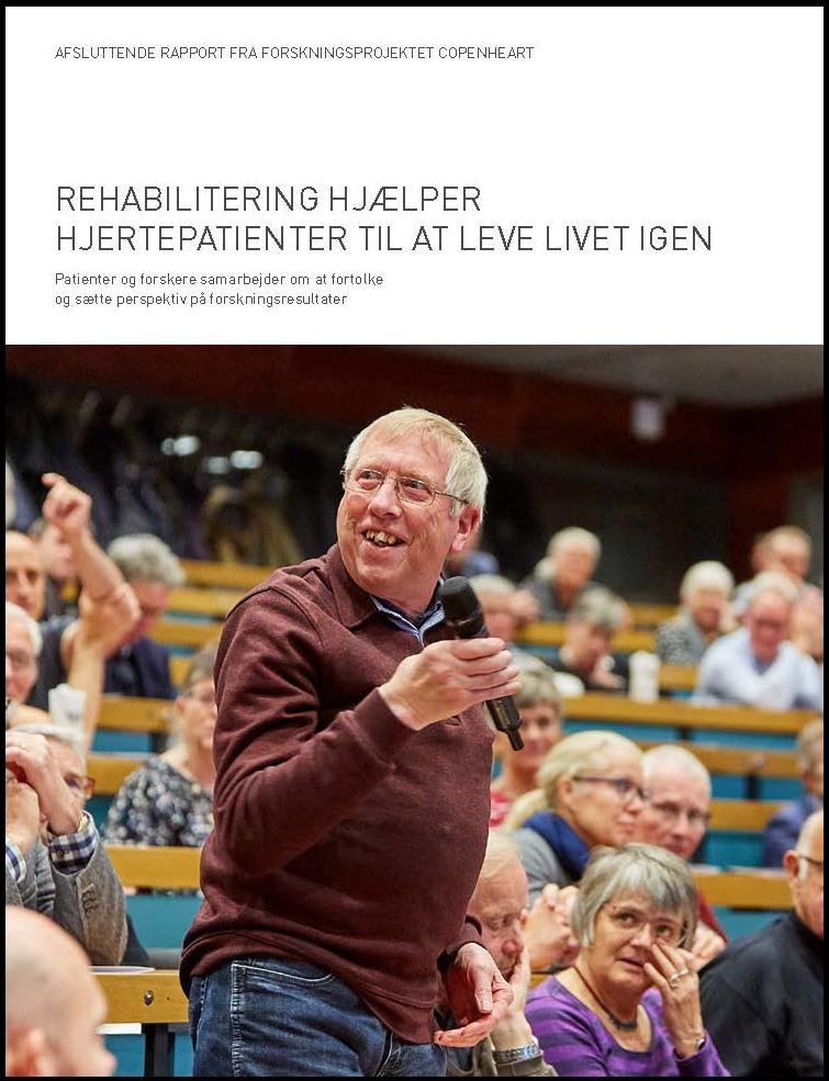 CopenHeart - rapportforside
